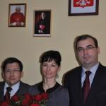Zbigniew Kozak, Aleksandra Chodorowska, Andrzej Jaworski