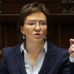 Ewa Kopacz-Minister Zdrowia