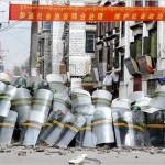 wojsko chińskie tłumiące zamieszki w 2008 r.