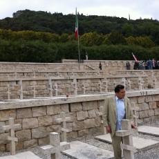 Polski Cmentarz Wojenny na Monte Cassino powstał na przełomie 1944 i 1945 r